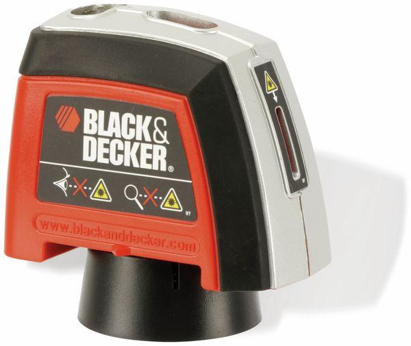 Linienlaser, Black&Decker, BDL120-XJ - Produktbild 3