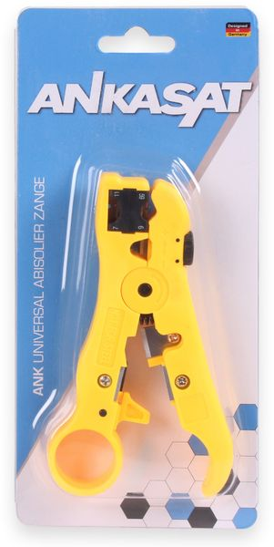 Unikoax-Abisolierzange - Produktbild 5