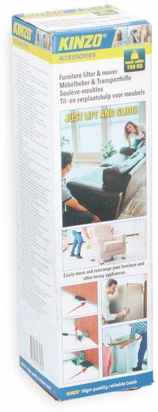 Möbelheber u. Transporthilfe KINZO - Produktbild 2
