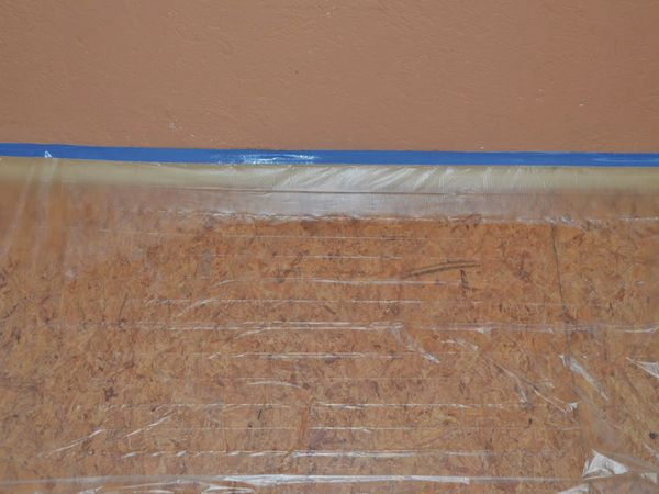 Abdeckfolie GERBAND 259.88 mit Klebekante, 20 m x 550 mm, Innen/Außen - Produktbild 2