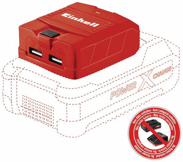 USB-AKKU-ADAPTER, EINHELL, TE-CP 18 Li USB-Solo - Produktbild 2