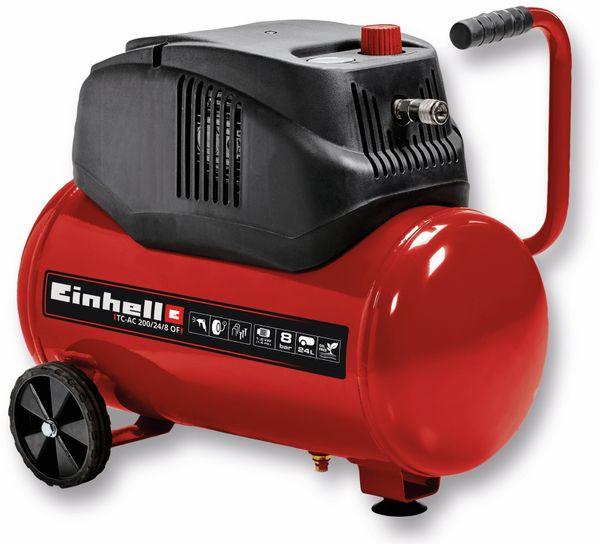 Luft-Kompressor EINHELL TC-AC OF 200/24/8, 230V~, 1200 W