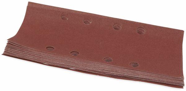 Klemmschleifpapier, KWB, 93x230mm, K 240, 808254, 25 Stück