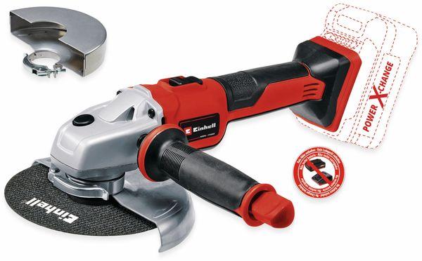 Akku-Winkelschleifer EINHELL 4431144 TE-AG 18/150 Li BL, Solo - Produktbild 2