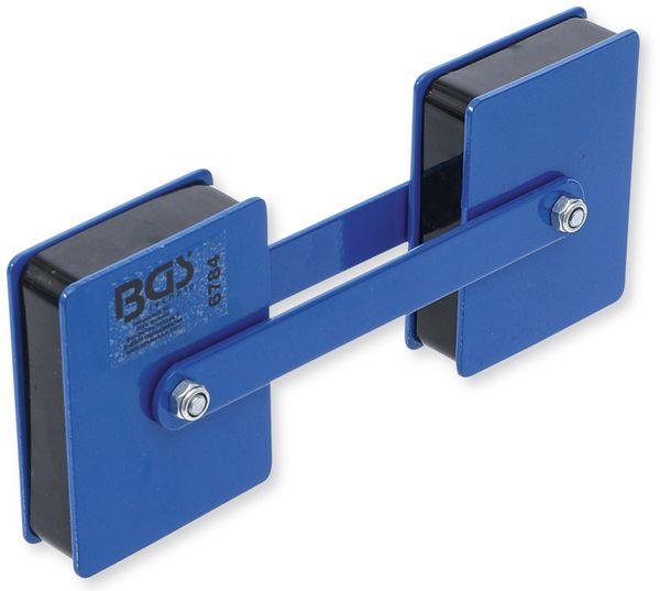 Kraft-Doppelmagnethalter, BGS 6784 einstellbar