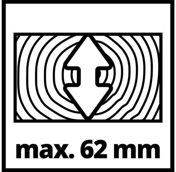 Zug-Kapp-Gehrungssäge EINHELL TC-SM 2131/1 Dual, 230 V~ - Produktbild 6
