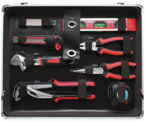 Werkzeug-Satz BGS DIY 2204 im Alukoffer, 129-tlg. - Produktbild 6