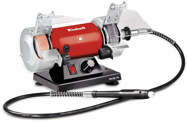 Doppelschleifer EINHELL TH-XG 75, 230 V~, 120W, Kit