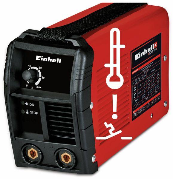 Inverter-Schweißgerät EINHELL TC-IW 110, 230 V~ - Produktbild 4