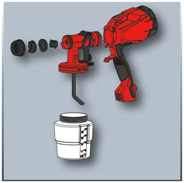 Farbsprühpistole EINHELL TC-SY 400 P 230 V~ - Produktbild 3