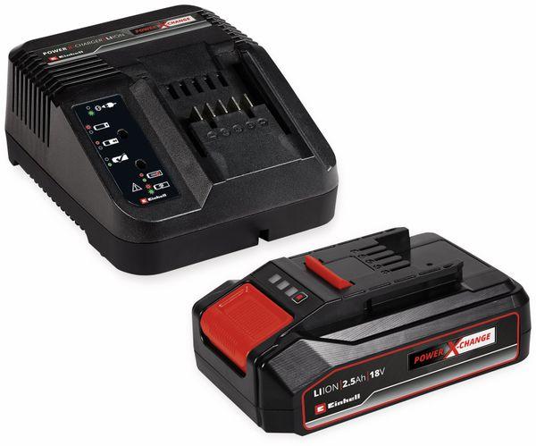 Power X-Change Starter Kit EINHELL 4512097, 18V 2,5Ah