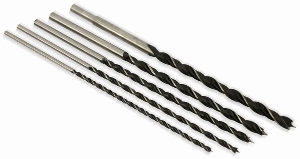 Holz-Bohrer-Satz, 5…12 mm, 300 mm