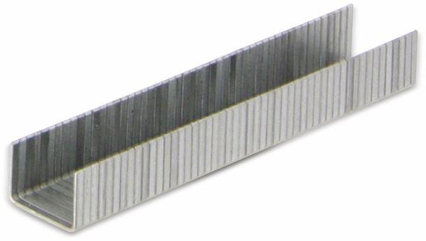 Tackerklammern, 11,4/6 mm, 1000 Stück