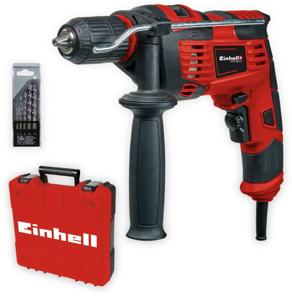Schlagbohrmaschine EINHELL TC-ID 720/1 E Kit, 720 W