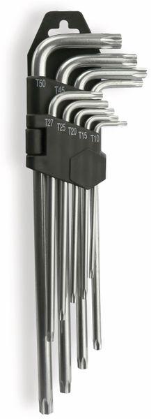 Innenstern-Schlüsselsatz DAYTOOLS SLL159, 9-teilig, T10...T50 - Produktbild 2