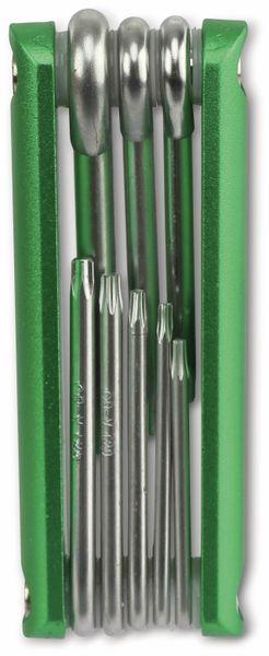 Innenstern-Schlüsselsatz DAYTOOLS SLT940, 8-teilig, T9...T40 - Produktbild 4