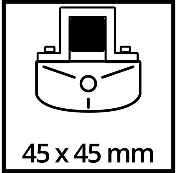 Seilhebezug EINHELL TC-EH 250, 500 W, 250 kg - Produktbild 4