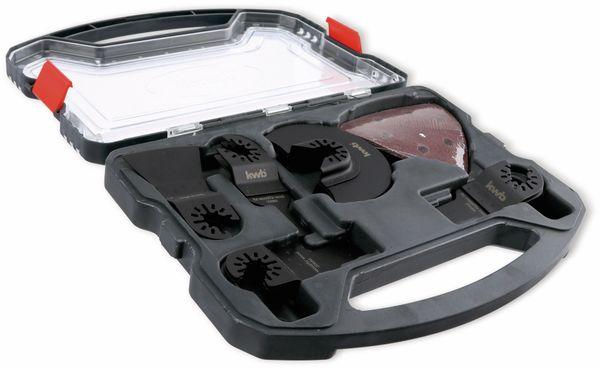 Multi-Tool-Set, KWB, 109193, 14-teilig