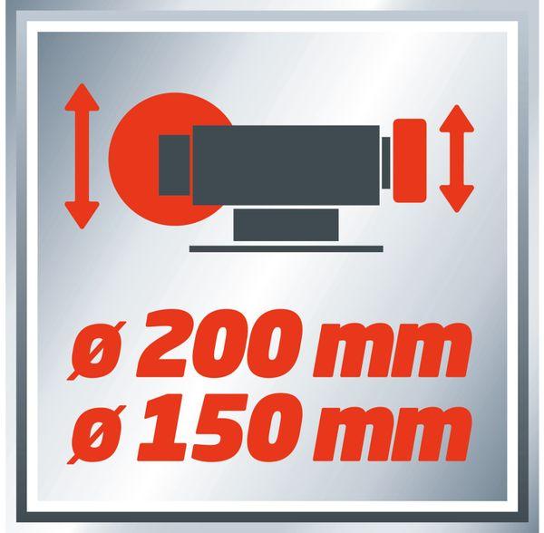Nass-Trockenschleifer EINHELL TC-WD 150/200 - Produktbild 2