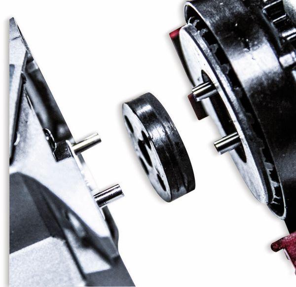 Akku-Winkelschleifer EINHELL AXXIO 18/115 Q - Produktbild 3