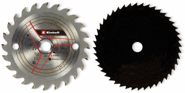 Akku-Mini-Handkreissäge EINHELL TE-CS 18/89 Li Solo - Produktbild 4