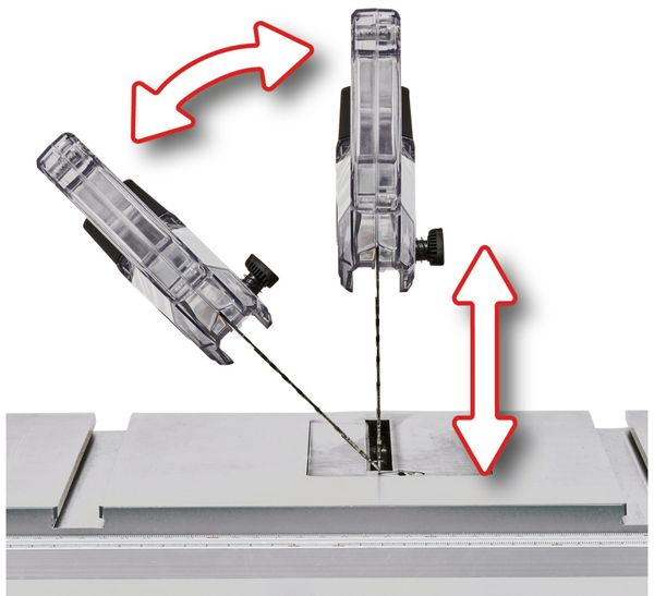 Akku-Tischkreissäge EINHELL TE-TS 36/210 Li Solo - Produktbild 4