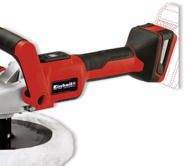 Akku-Polier- und Schleifmaschine EINHELL CE-CP 18/180 Li E Solo - Produktbild 6