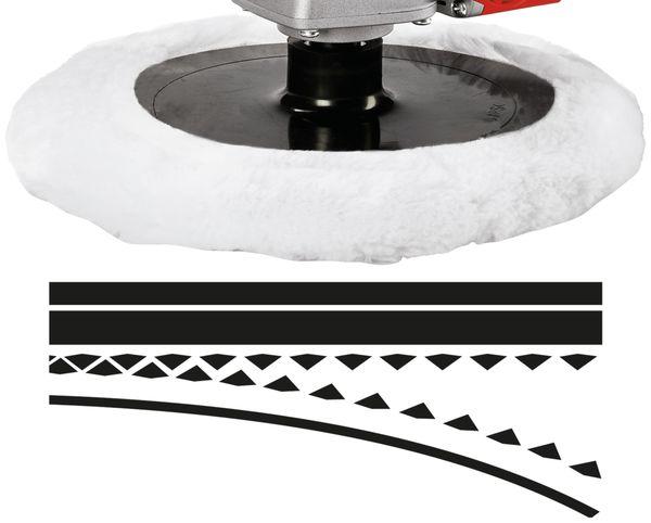 Akku-Polier- und Schleifmaschine EINHELL CE-CP 18/180 Li E Solo - Produktbild 7