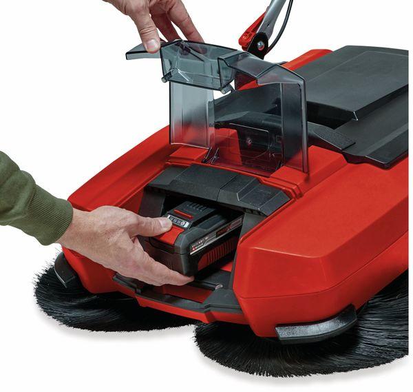 Akku-Kehrmaschine EINHELL TE-SW 18/610 Li Solo - Produktbild 4