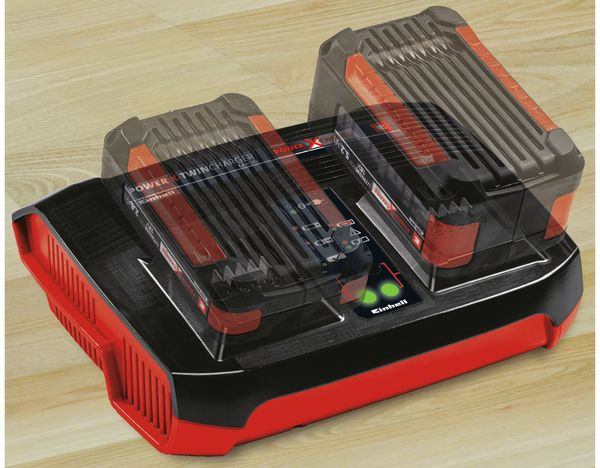PXC-Starter-Kit EINHELL 2x 3,0Ah & Twincharger Kit - Produktbild 3