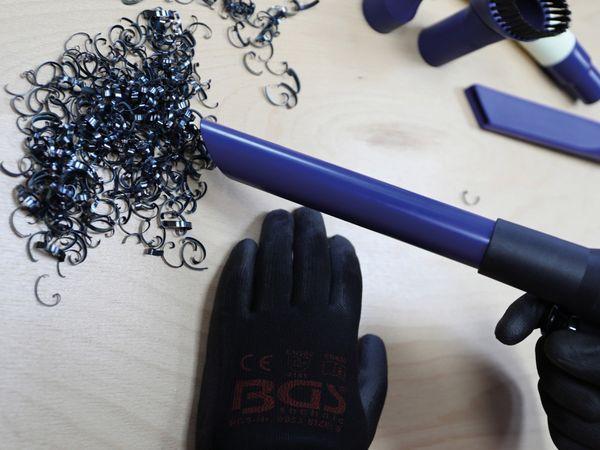 Druckluft-Saug- / Blaspistole, BGS, 9392, umschaltbar, 9-tlg. - Produktbild 3