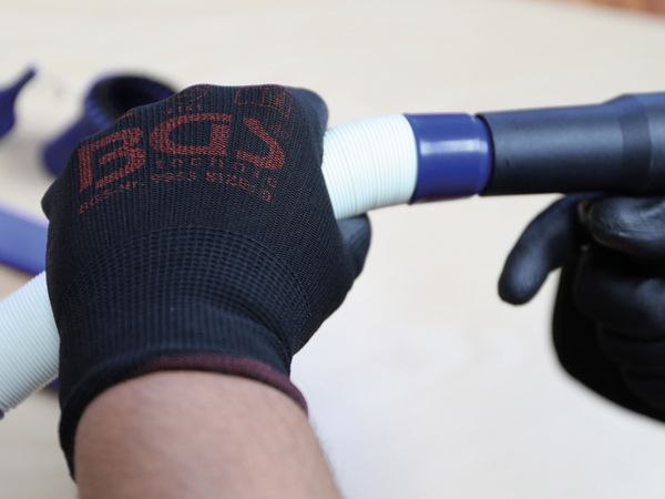 Druckluft-Saug- / Blaspistole, BGS, 9392, umschaltbar, 9-tlg. - Produktbild 5