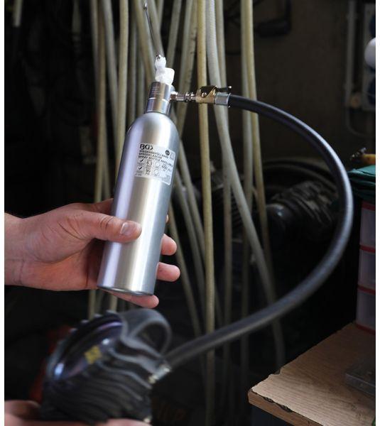 Druckluft-Sprühflasche BGS, 9393, Aluminiumausführung, 650 ml - Produktbild 2