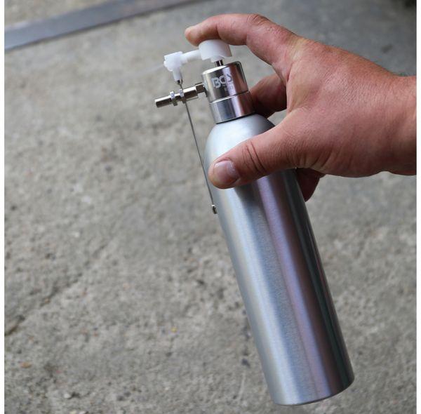 Druckluft-Sprühflasche BGS, 9393, Aluminiumausführung, 650 ml - Produktbild 4
