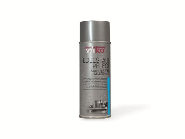 Spray Edelstahlpflege WIKO, 400 ml