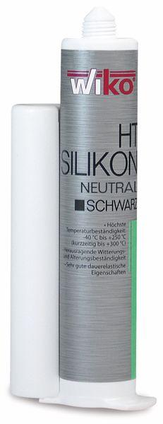 Silikon-Dichtmasse BLACK-SIL