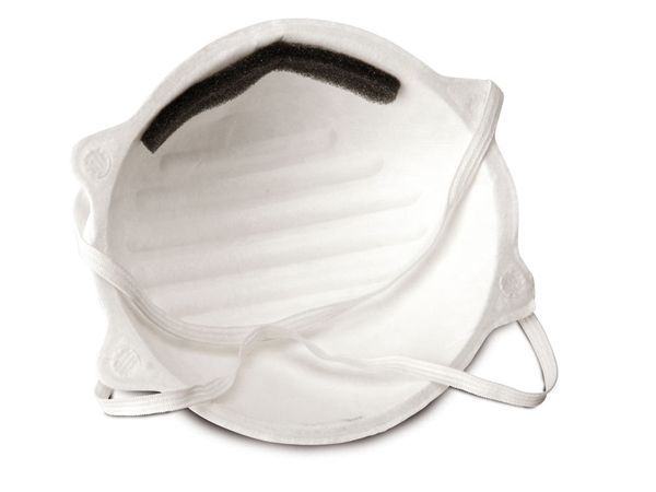 Staubschutz-Masken, 3 Stück - Produktbild 2