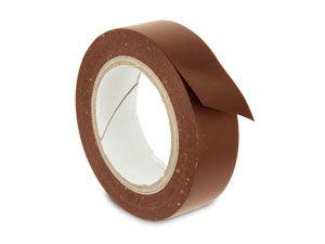 Isolierband, EN 60454-3-1, braun