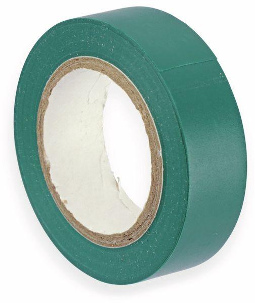 Isolierband, EN 60454-3-1, grün - Produktbild 2
