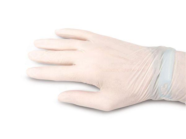 Latex-Handschuhe, 5 Paar