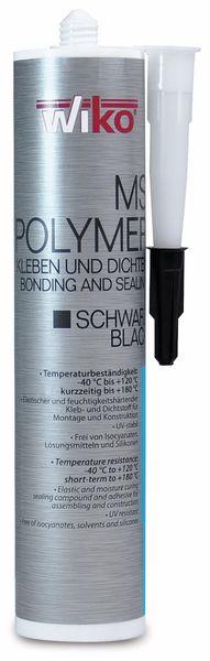MS Polymer Kleb-/Dichtstoff, 290 ml, schwarz