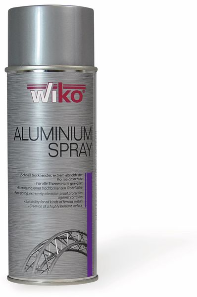 Aluminium-Spray, 400 ml