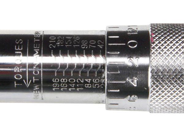 """Drehmomentschlüssel, 1/2"""" (12,7 mm) - Produktbild 2"""