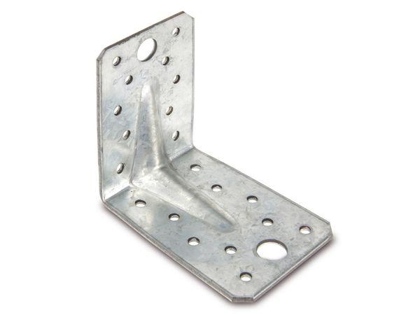 Winkelverbinder, 90x90x65x2,5 mm - Produktbild 1