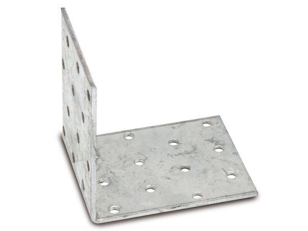 Winkelverbinder, 80x80x60x2,5 mm