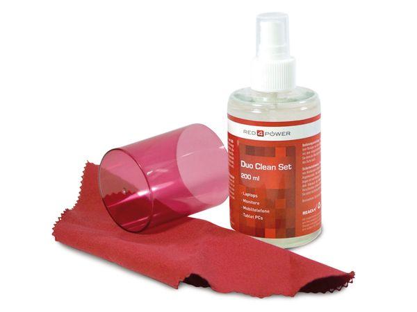 RED4POWER Bildschirmreiniger-Set - Produktbild 1