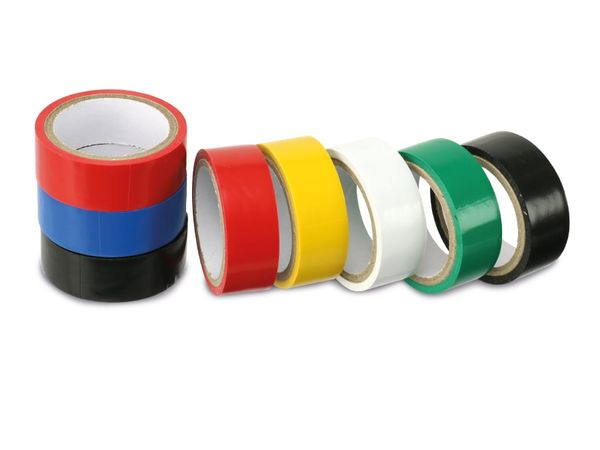 Isolierband-Set KINZO, 8-teilig - Produktbild 2