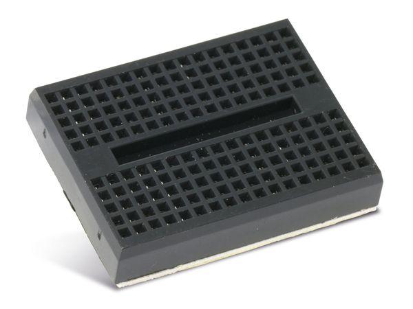 Labor-Steckboard DAYTOOLS LSB-170S, schwarz