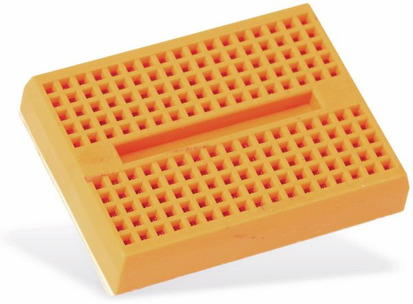 Labor-Steckboard DAYTOOLS LSB-170O, orange