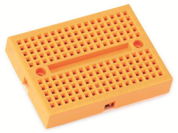 Labor-Steckboard DAYTOOLS LSB-170AO, orange - Produktbild 1